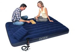 Надувные матрасы, кровати, кресла