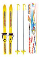 Лыжи, ботинки, лыжные комплекты